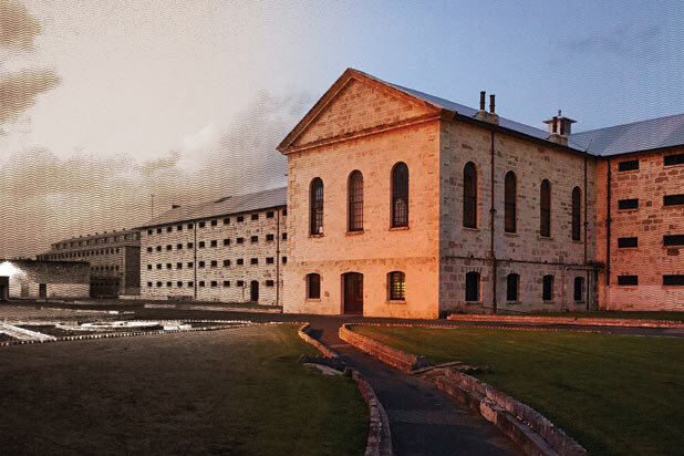 Thumbnail. Fremantle Prison, Perth. Cultural Attractions of Australia.