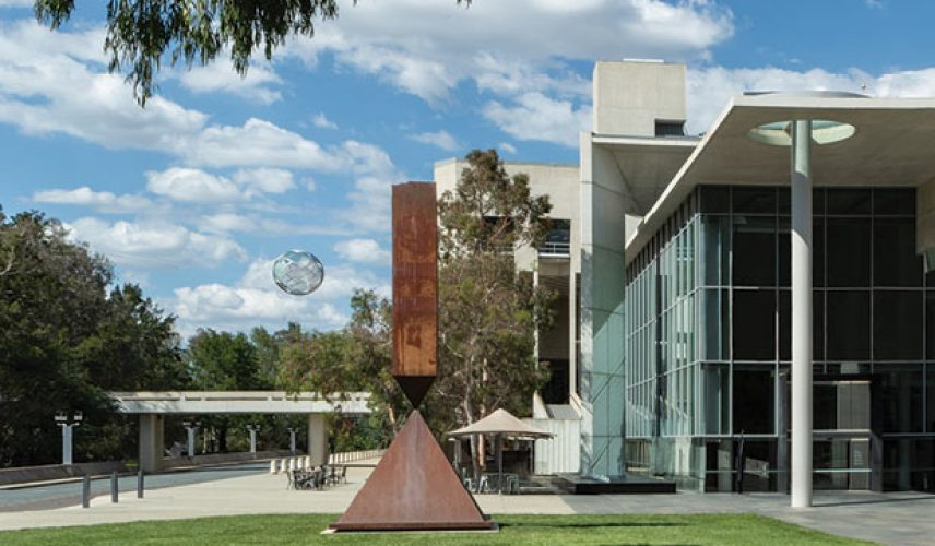 Thumbnail. National Gallery of Australia, Canberra. Cultural Attractions of Australia.