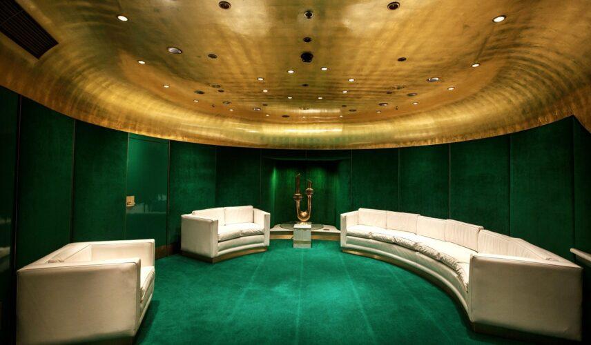 Cultural Attractions of Australia Arts Centre Melbourne John Truscott Lounge All Access VIP Tour