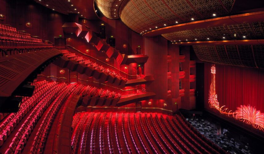 Cultural Attractions of Australia Arts Centre Melbourne State Theatre VIP All Access Tour