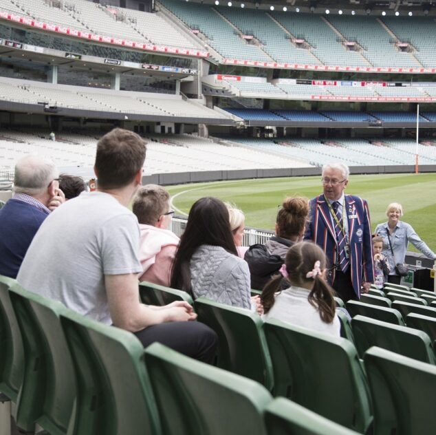 Cultural Attractions of Australia MCG Private Tour Experience