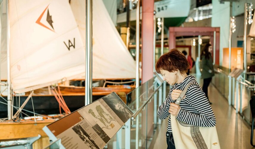 Fremantle Maritime Adventure. WA Maritime Museum. Cultural Attractions of Australia.
