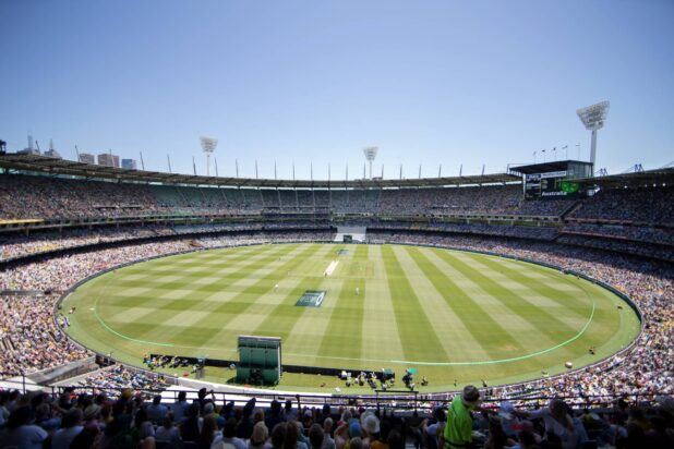 MCG, Melbourne Cricket Ground, Victoria. Cultural Attractions of Australia.
