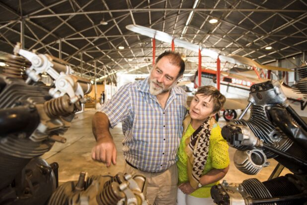 Thumbnail: Qantas Founders Museum, Longreach, Queensland. Cultural Attractions of Australia.