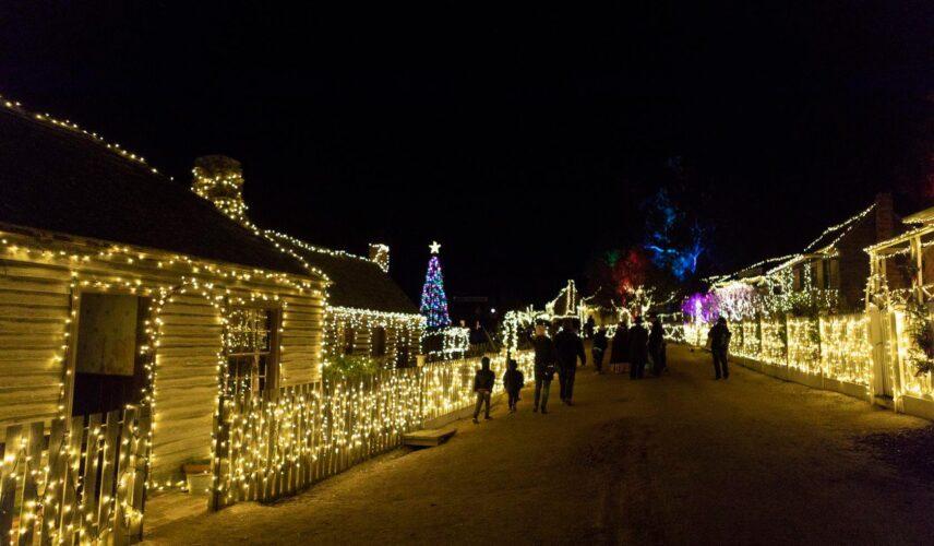 Sovereign Hill Winter Wonderlights