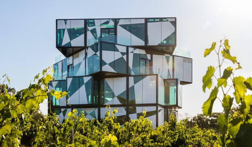 Darenber Cube. Adelaide, South Australia, Itinerary. Cultural Attractions of Australia.