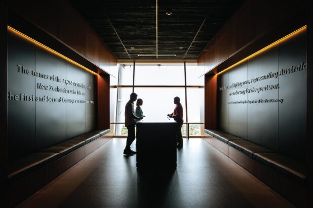 National Anzac Centre Significant Experience