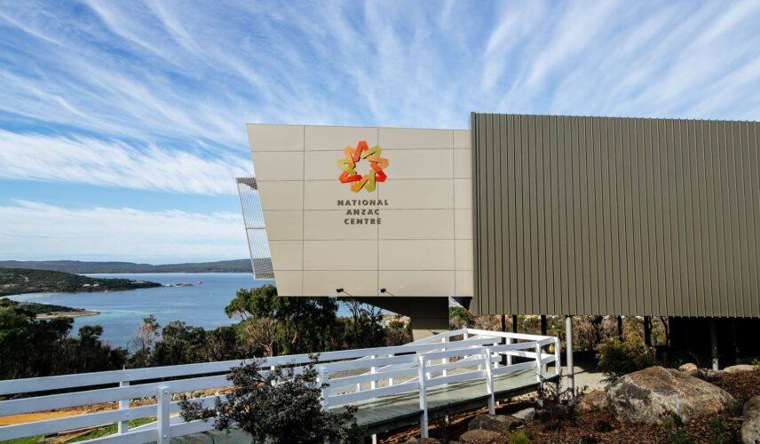 National Anzac Centre. Perth and Albany, Western Australia. Cultural Attractions of Australia.