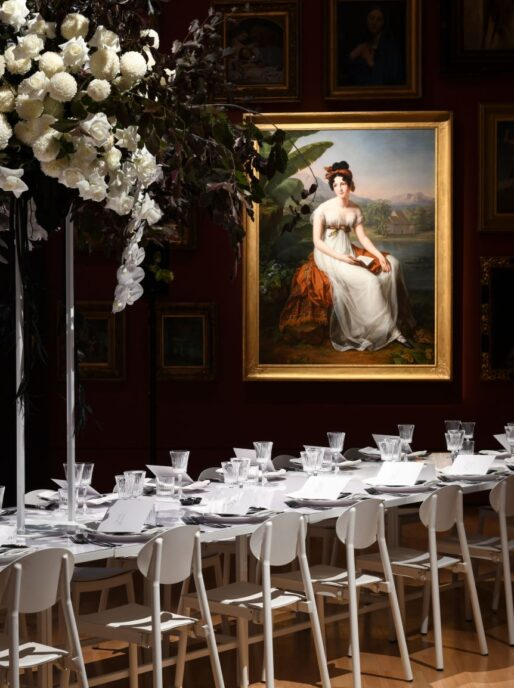 Private Gallery Dinner