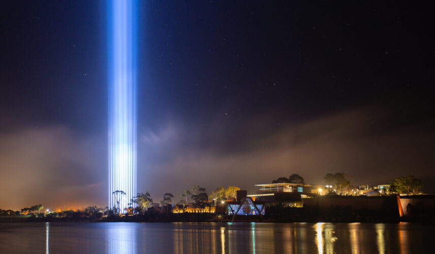 spectra, Ryoji Ikeda, Mona (Museum of Old and New Art)