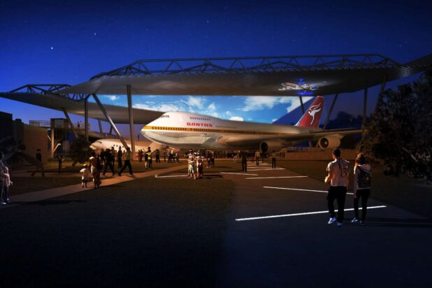 Qantas Founders Museum to Shine Even Brighter