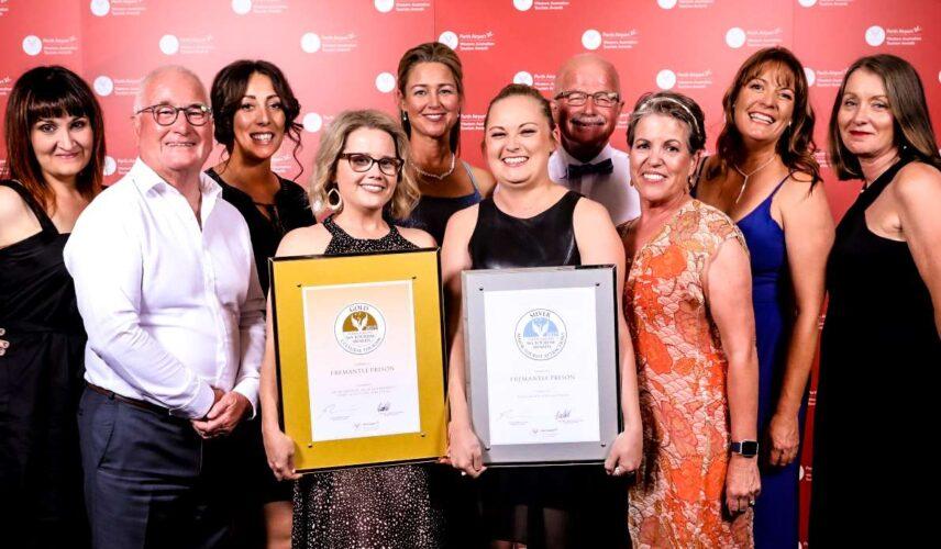 Fremantle Prison Team win gold at WA Tourism Awards 2019 - optimised