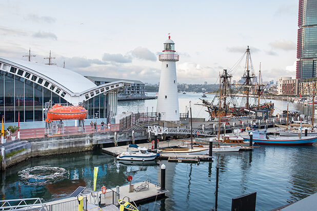 Ahoy there! CAOA welcomes the Australian National Maritime Museum to its fleet