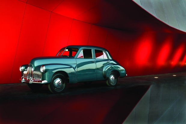 Holden. Big Histories. National Museum of Australia, Canberra. Cultural Attractions of Australia
