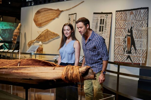 Sail Through Australia's Maritime History. Australian National Maritime Museum. Cultural Attractions of Australia