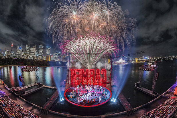 Handa Opera on Sydney Harbour. Opera Australia. Cultural Attractions of Australia. Photo by Hamilton Lund.