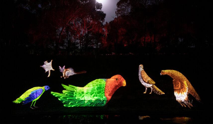 AURA. Sovereign Hill, Ballarat. Cultural Attractions of Australia.