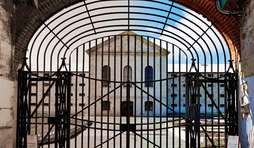 Behind Bars Tour. Fremantle Prison, WA. Cultural Attractions of Australia.