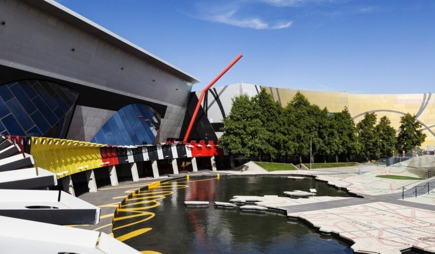 Ultimate Museum Experience. National Museum of Australia, Canberra. Cultural Attractions of Australia.