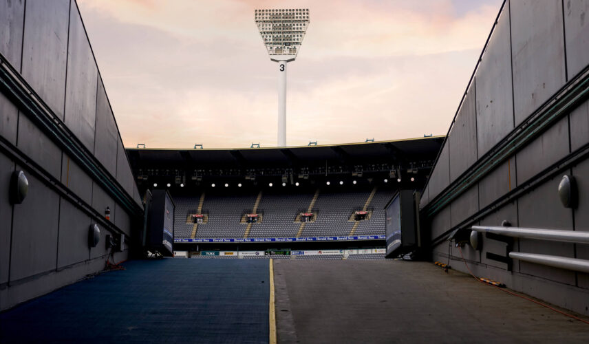Melbourne Cricket Ground. Cultural Attractions of Australia.