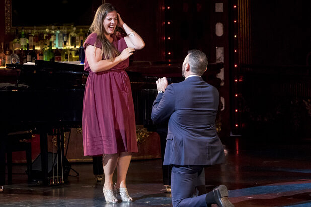 A Not So Modest Proposal: Pop the Question at the Opera