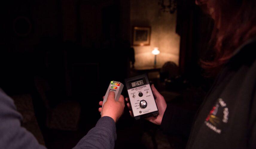 Port Arthur Historic Site Paranormal tour equipment 2 WEB