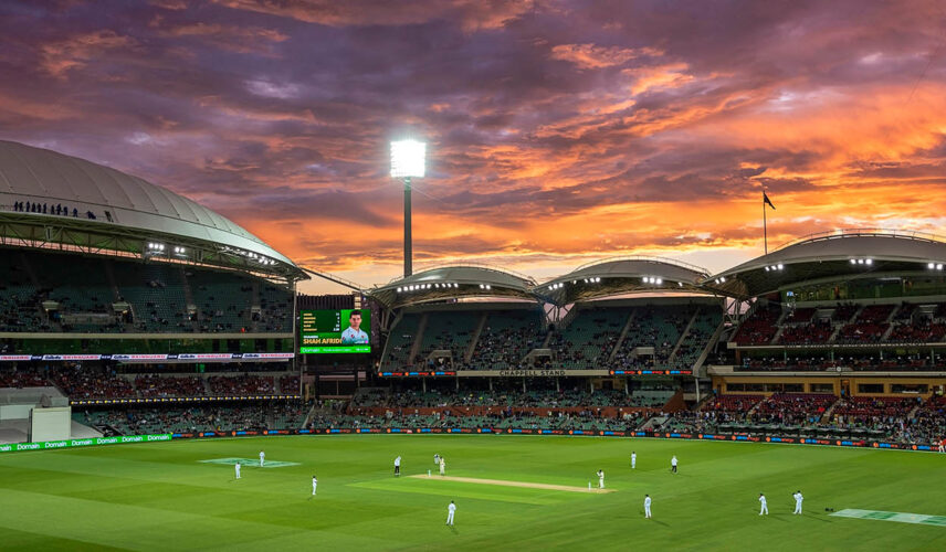 RoofClimb Game On! Match Experience. Adelaide Oval. Cultural Attractions of Australia. Image credits: John Montessi.
