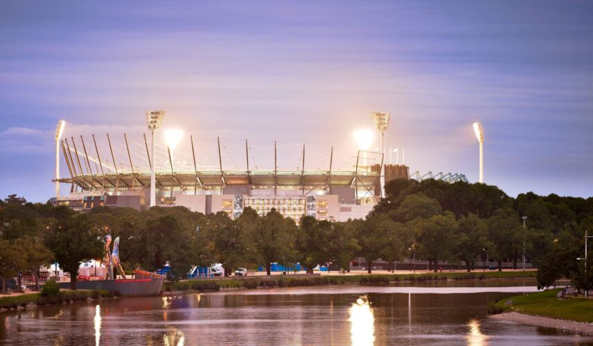 MCG Legends Package. Melbourne Cricket Ground. Cultural Attractions of Australia.