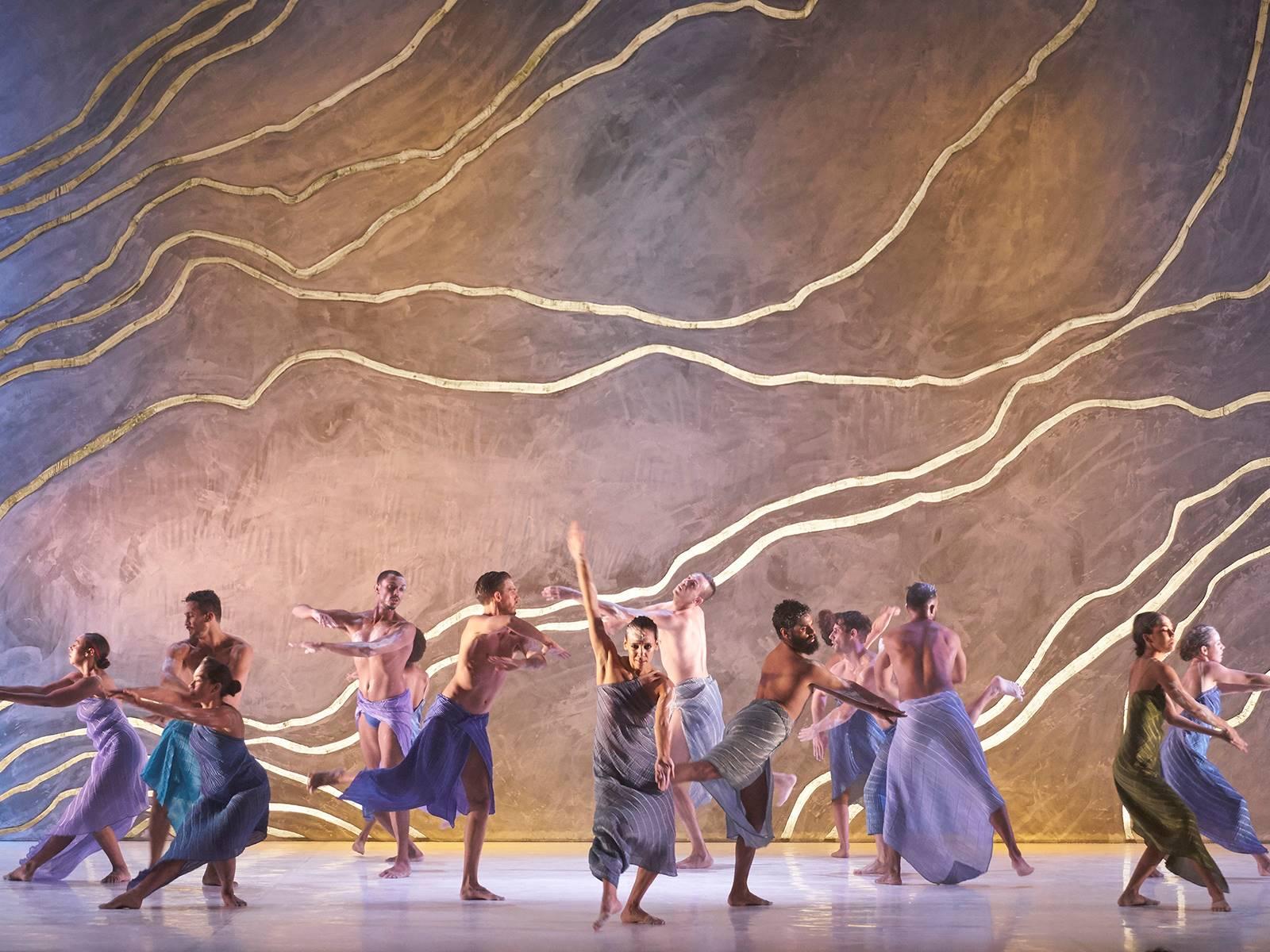 Bangarra Dance Theatre Terrain