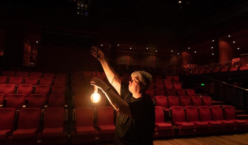 Ghost Light - Ange Sullivan - Head of Lighting