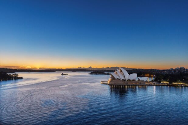 Sydney Opera House comes to you