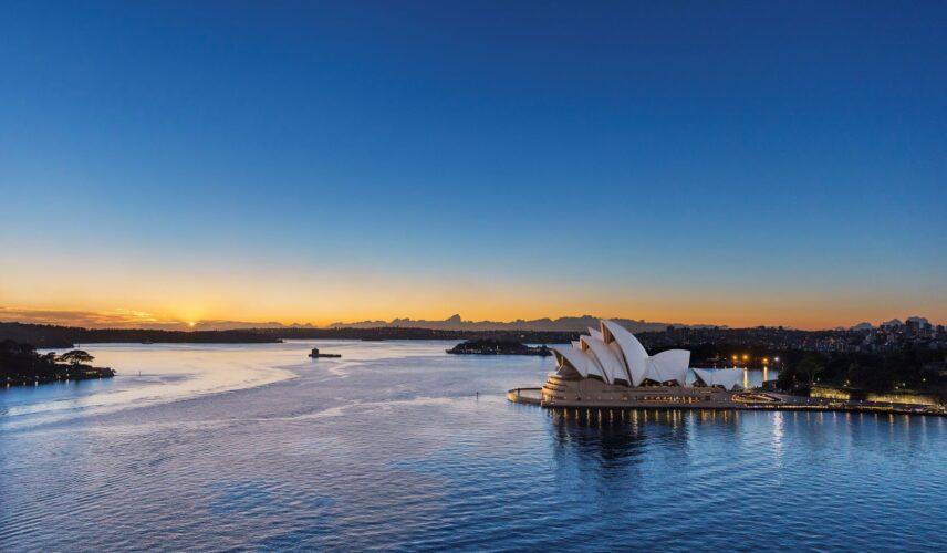 Sydney Opera House. Sydney.