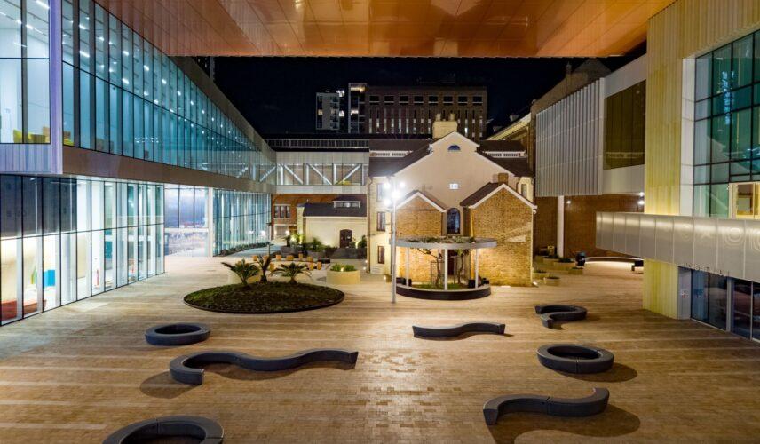 WA Museum Boola Bardip City Room (c) Michael Haluwana, Aeroture