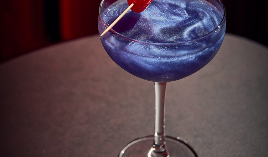 The witching hour begins with a drink and dessert canapés in our new spine tingling immersive space.