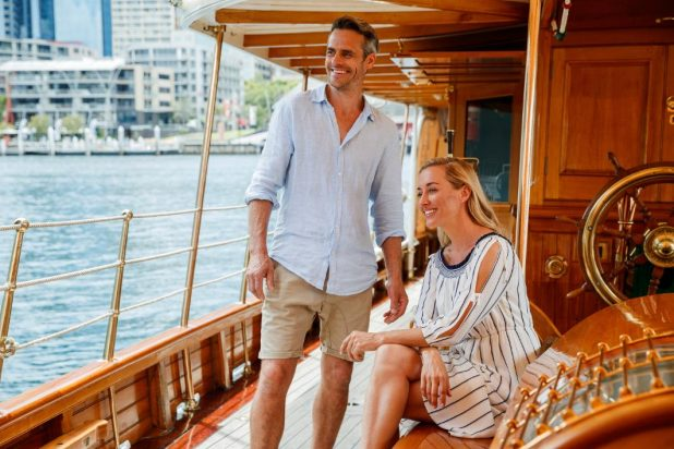 Australian-National-Maritime-Museum-Luxury-Cruise-on-Steam-Yacht-Ena-Experience-2