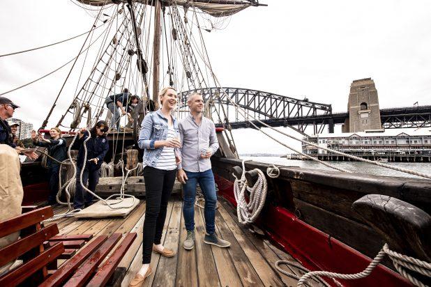 Sail on Duyfken